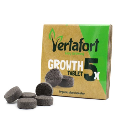 Vertafort Growth Booster Tablets